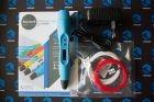 3D ручка Myriwell RP400A с LCD экраном синяя купить украина 4