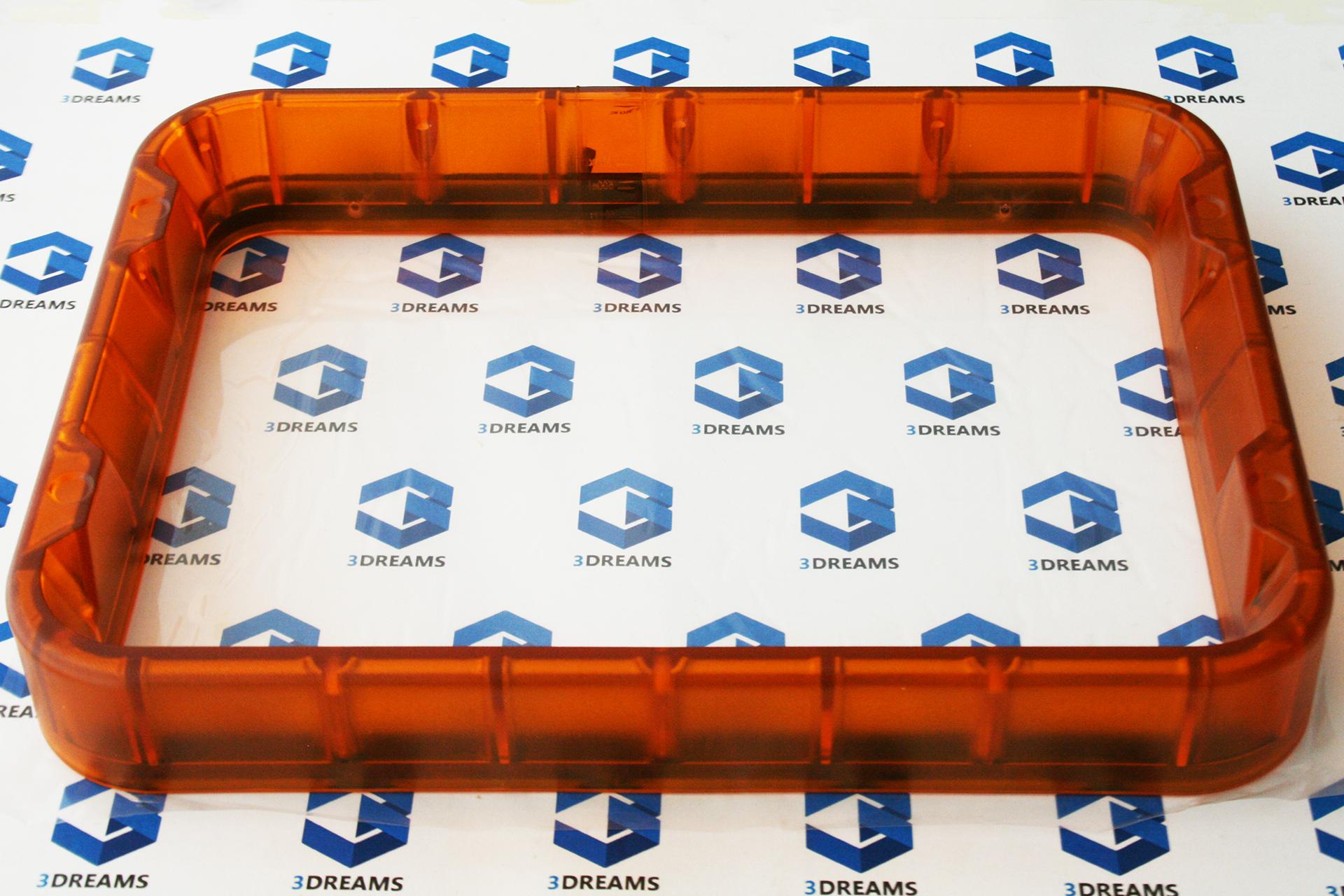 Емкость (ванночка) для DLP 3D принтера Wanhao Duplicator 8 купить украина