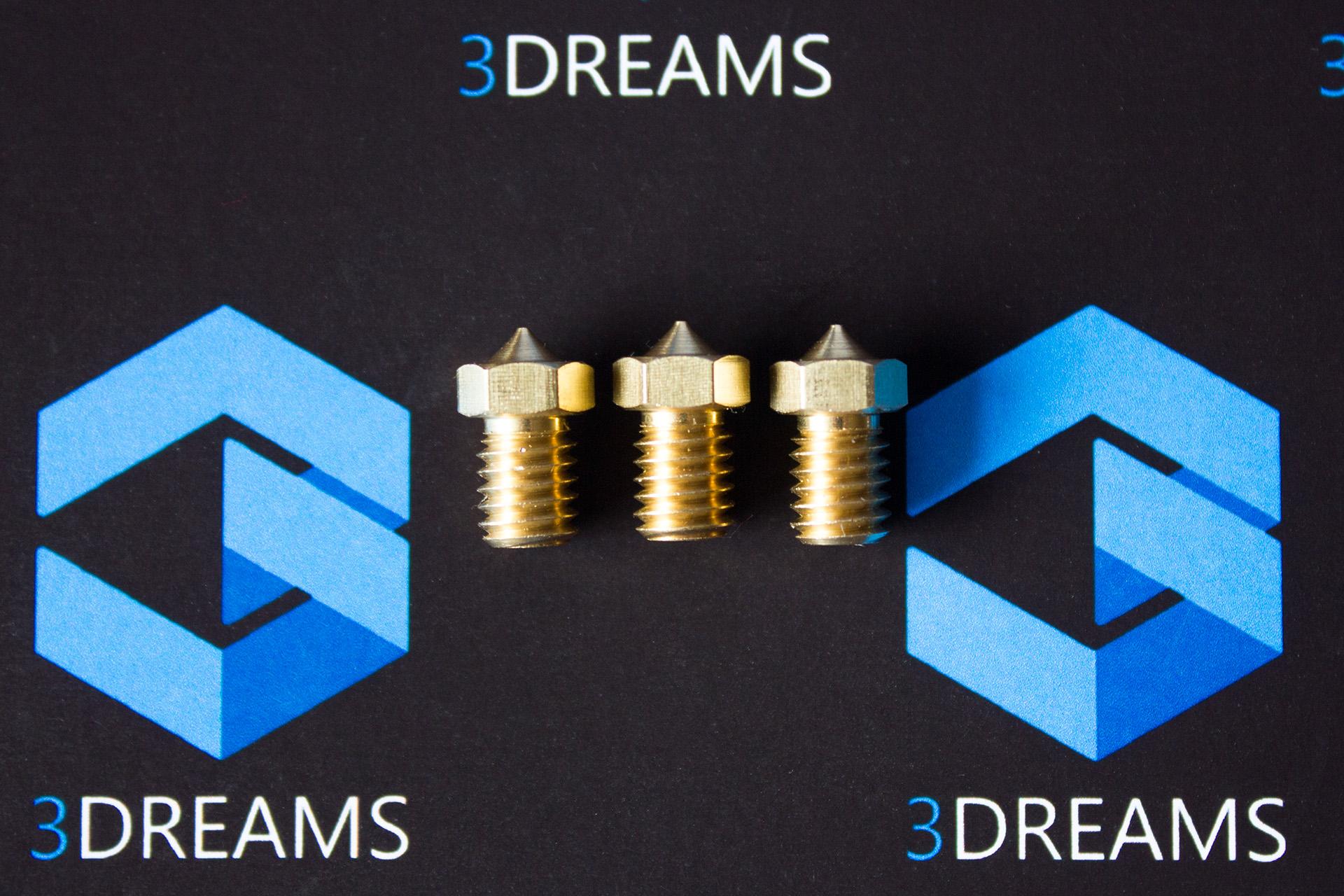 Сопло для 3D принтера (экструдер MK8) купить украина 2
