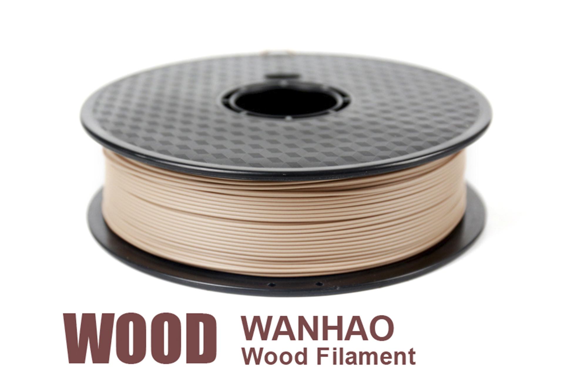 PLA пластик Wanhao Wood натуральный купить харьков киев запорожье одесса львов днер 1