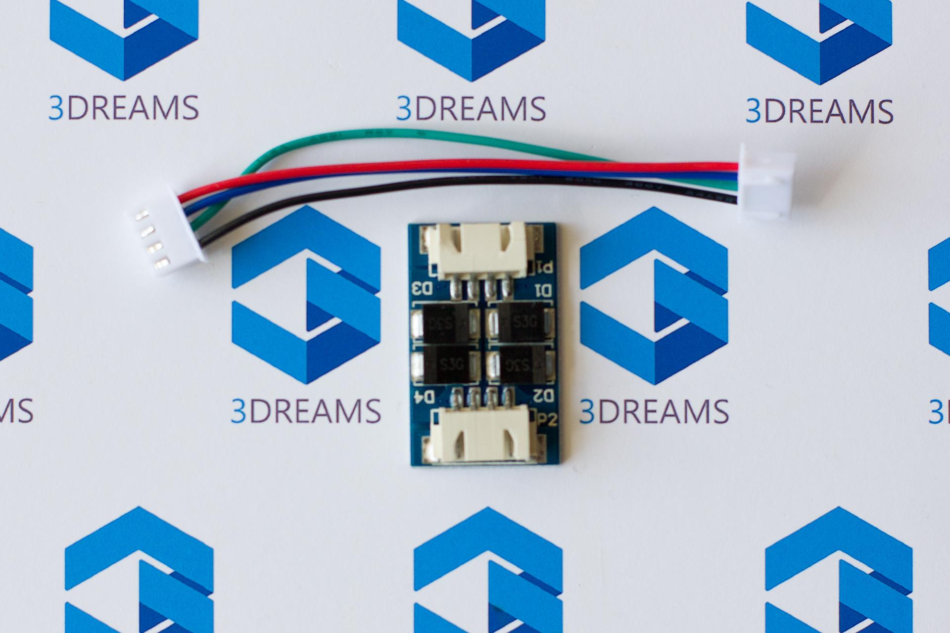 Дополнительный модуль сглаживания шаговых двигателей 3D принтера купить киев харьков днепр одесса львов запорожье 5