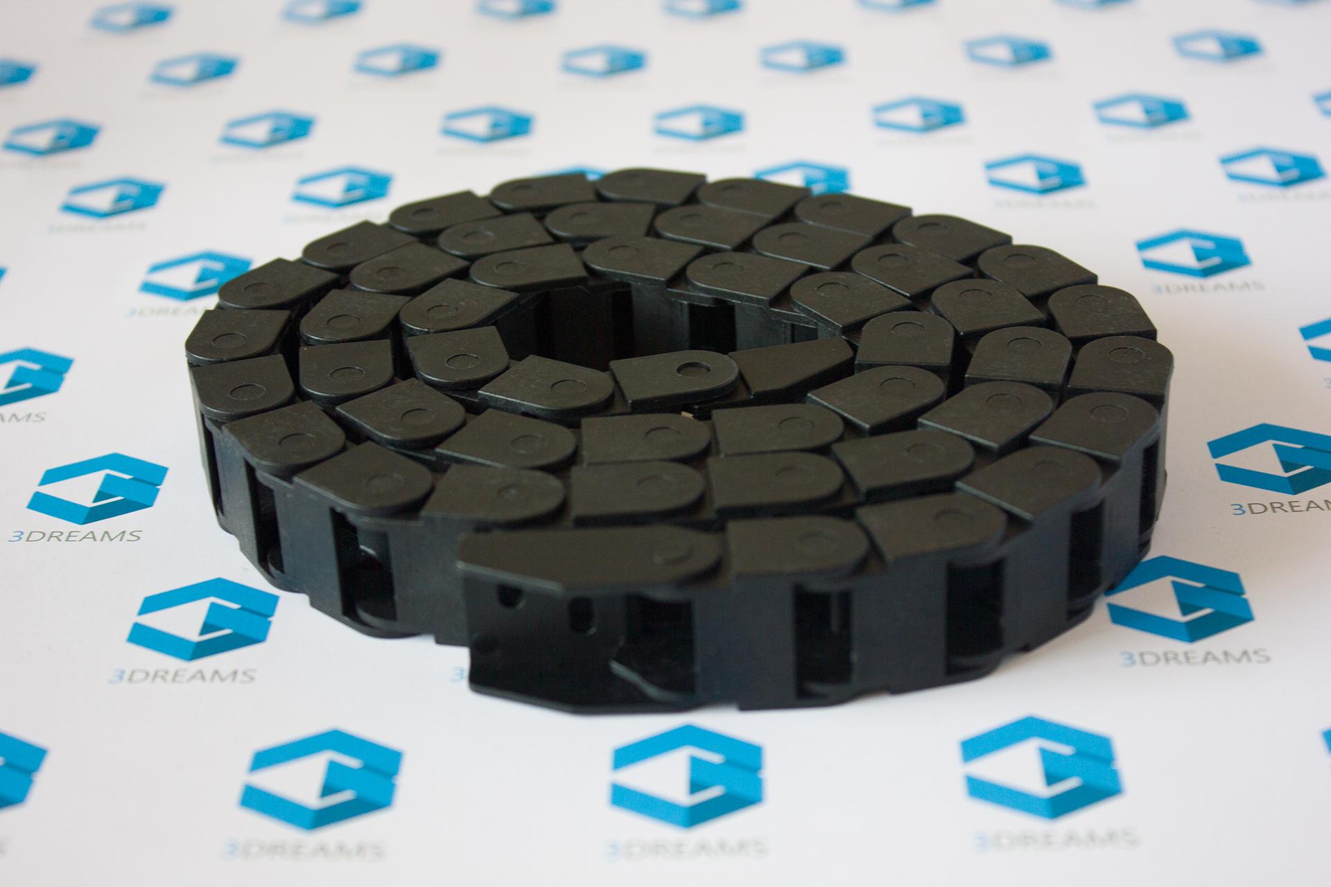 Гибкий кабель (кабелеукладчик) 10×15 мм для 3D принтера купить украина 2