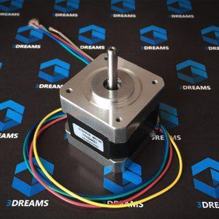 шаговый двигатель nema 17 17hs4401 для 3d принтера в украине киеве и харькове