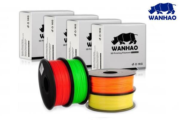 PLA пластик Wanhao, 1 кг купить киев харьков днепр одесса запорожье