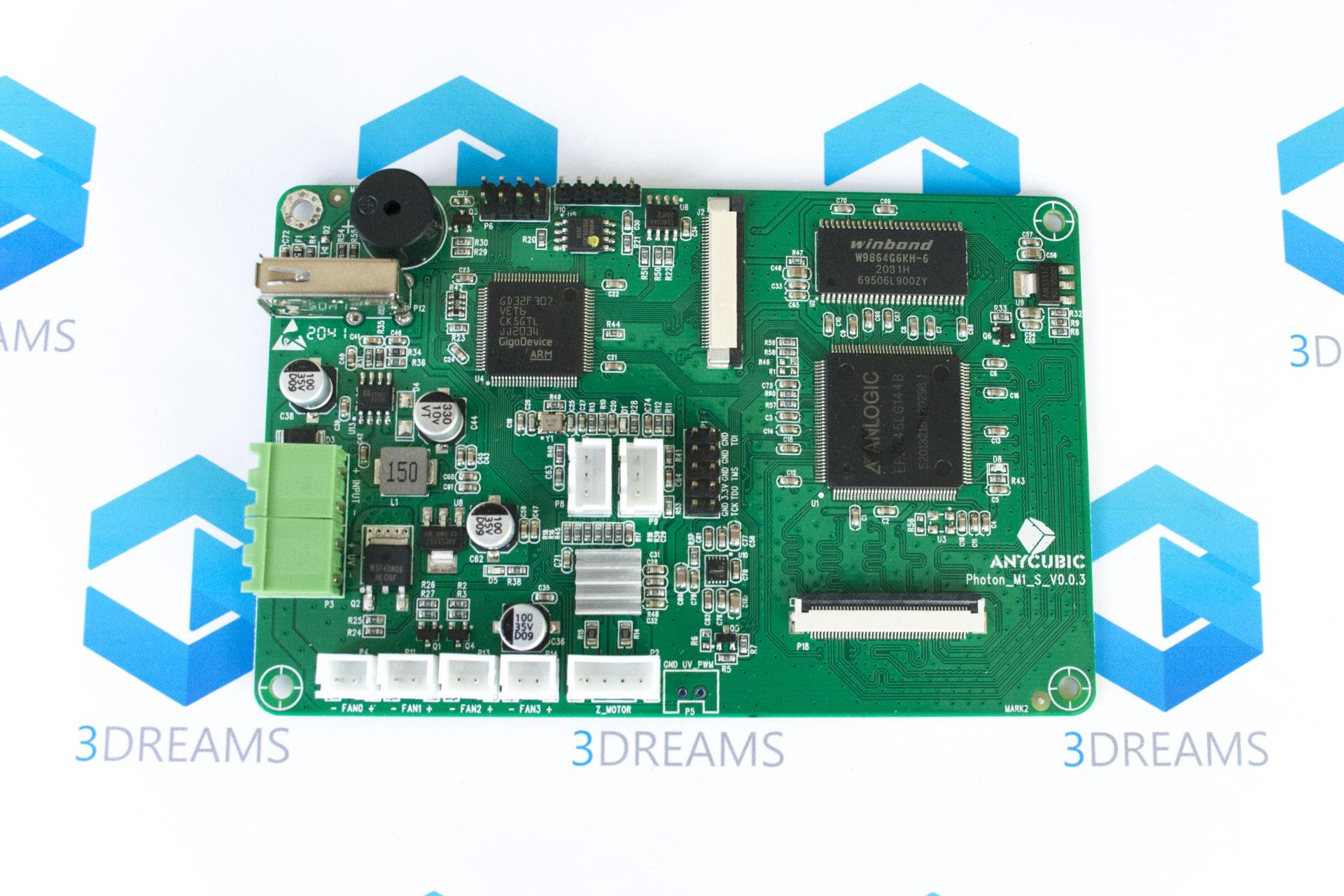 Материнская плата управления для 3D принтера Anycubic Photon Mono SE купить киев харьков одесса днепр запорожье львов 1