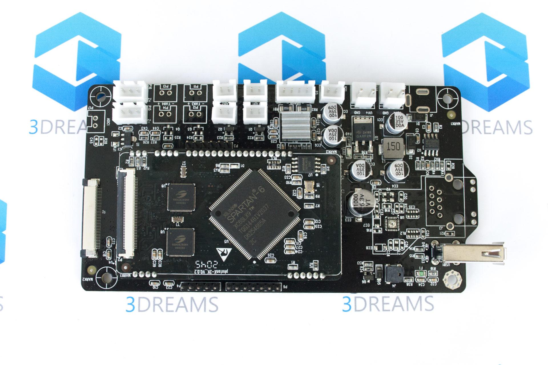 Материнская плата управления для 3D принтера Anycubic Photon Mono X купить киев харьков одесса днепр запорожье львов 1