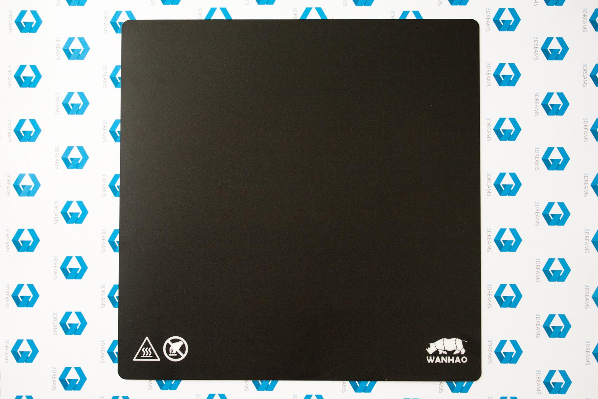 Магнитный термоковрик для 3D принтера Wanhao D9 400 х 400 мм купить украина