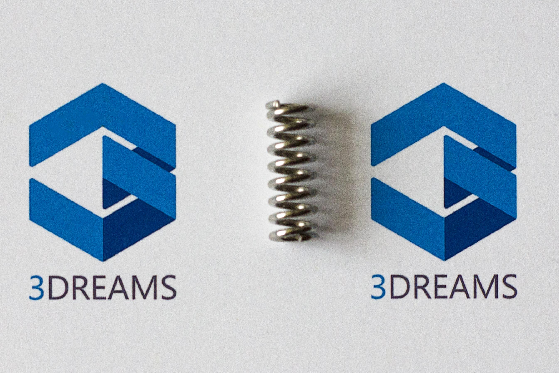 Пружина для регулировки платформы 3D принтера купить украина 3-1