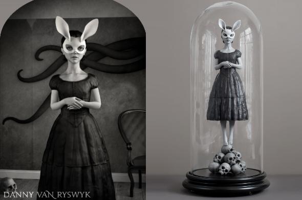 bunny-mask