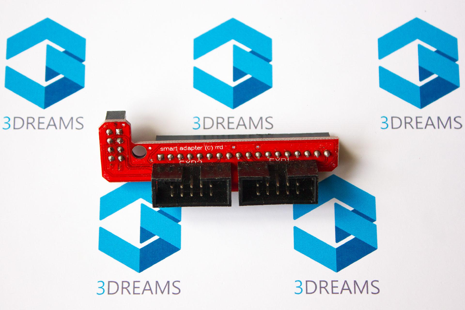 Разъем (адаптер) подключения Ramps 1.4 для 3D принтера купить украина