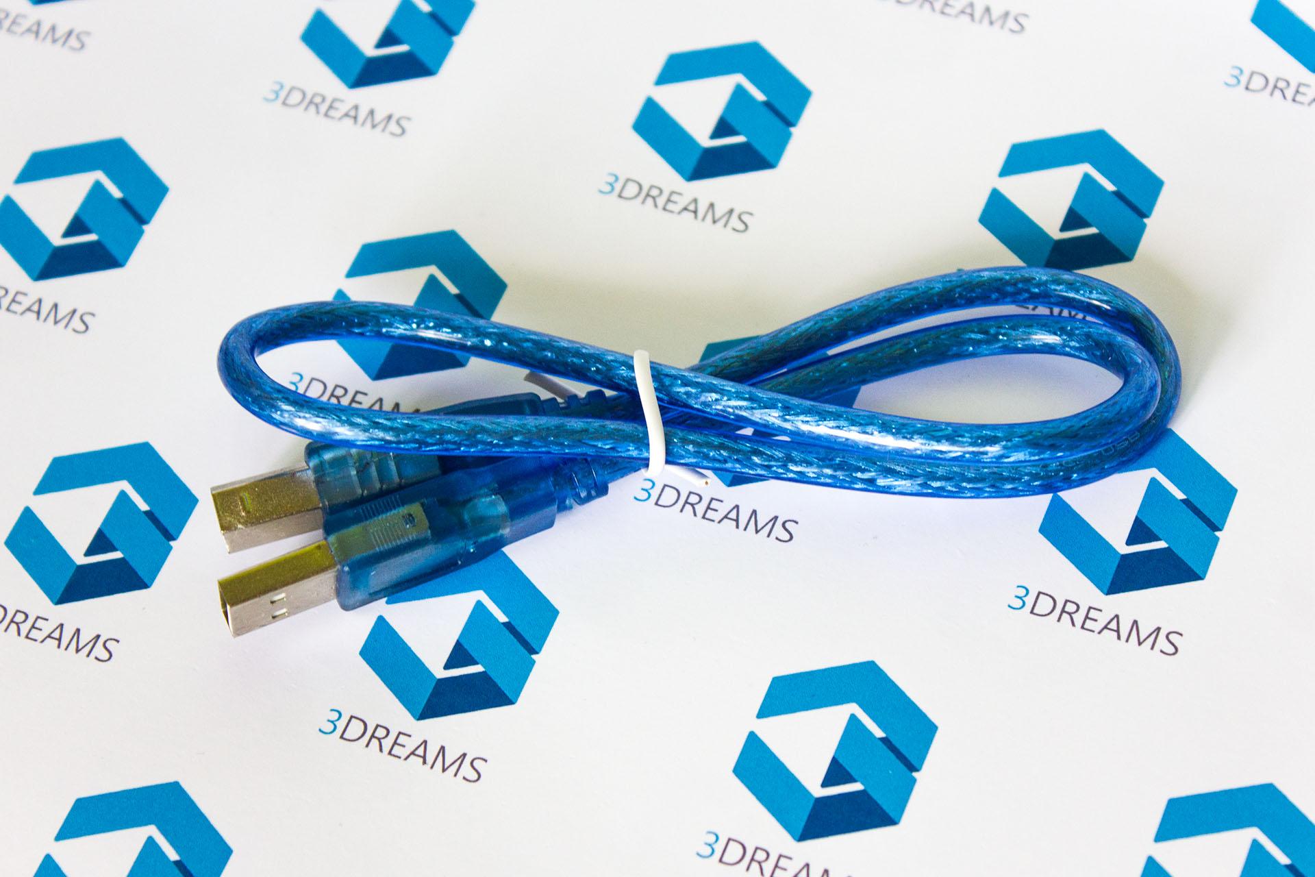 USB кабель для подключения Arduino Mega 2560 R3 купить украина