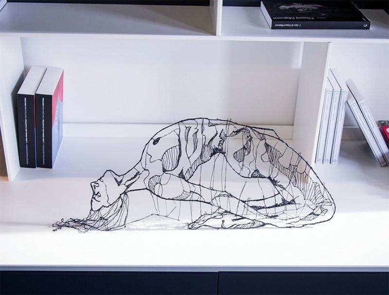 рисунок на 3d Ручке в киеве