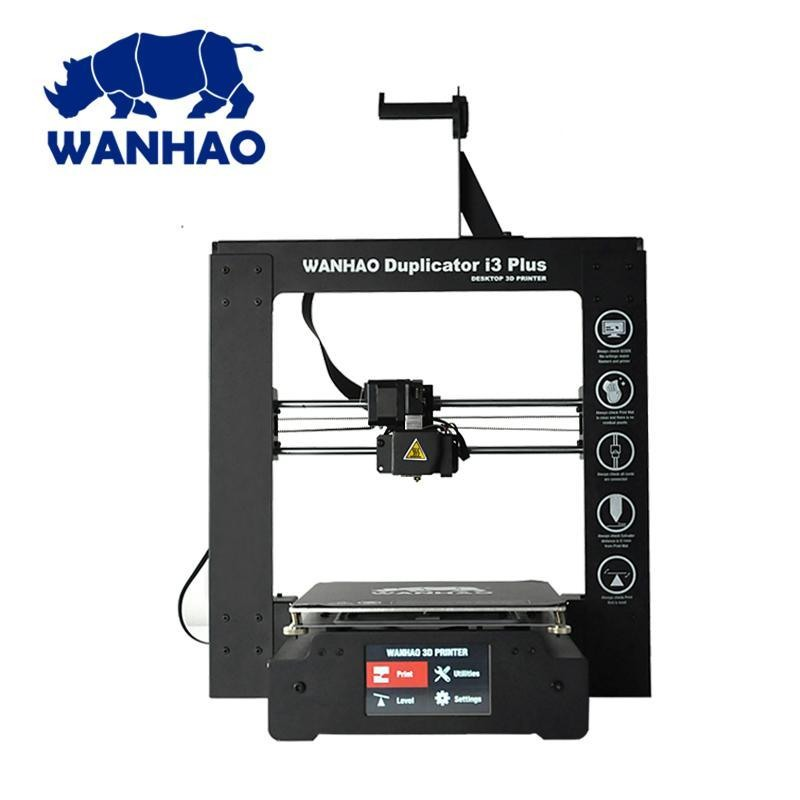 3D принтер Wanhao Duplicator i3 Plus MARK II киев харьков днепр запорожье одесса львов купить 1