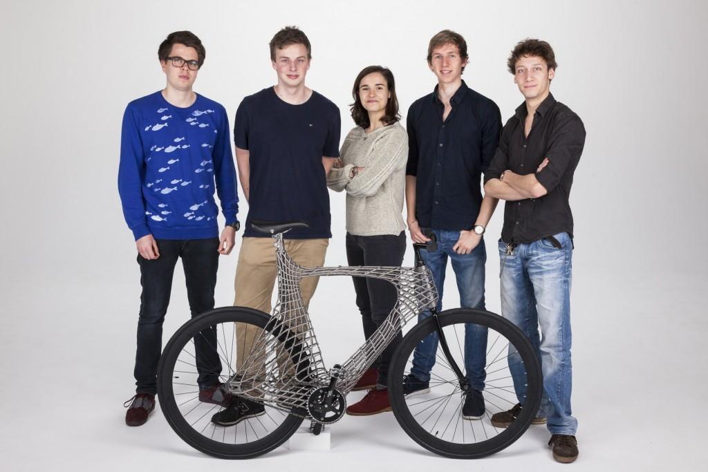 3d печать металлом в украине велосипеда