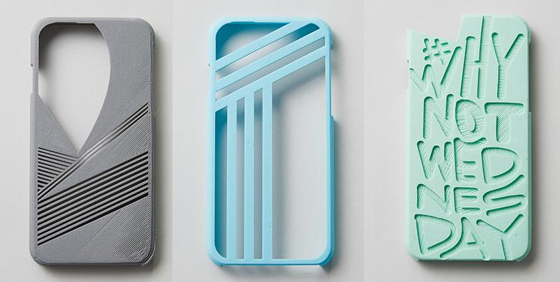 напечатанный чехол на 3d принтере