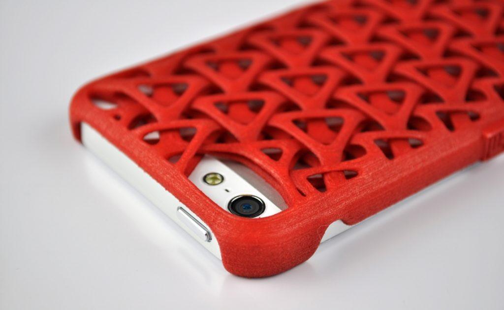 печать чехла для iphone на 3d принтере в украине