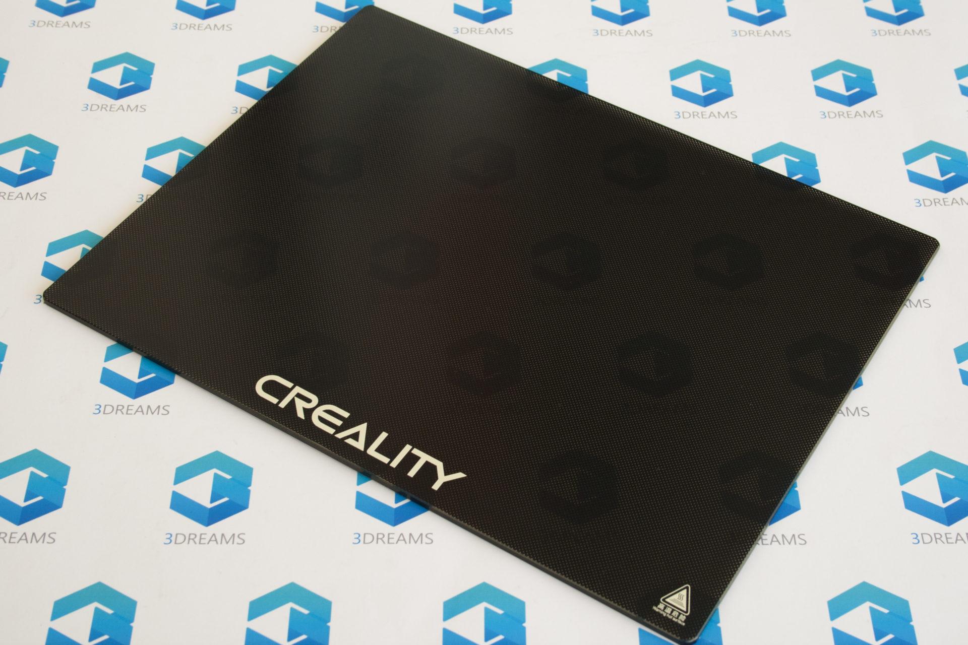 Карбоновое стекло Creality 310 x 240 мм купить киев харьков днепр одесса запорожье львов 2