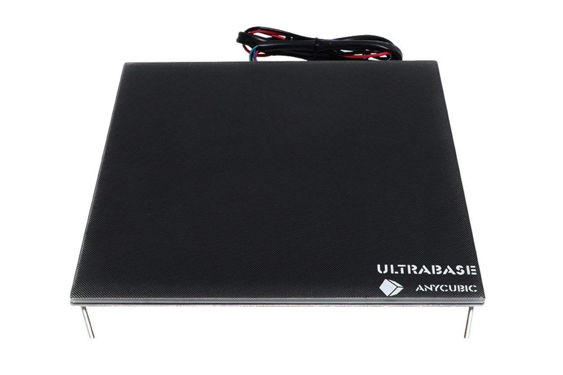 Нагревательная платформа и стекло Ultrabase Anycubic 240 x 220 мм купить украина 1