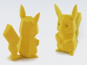 3d printed pokemon pikachy