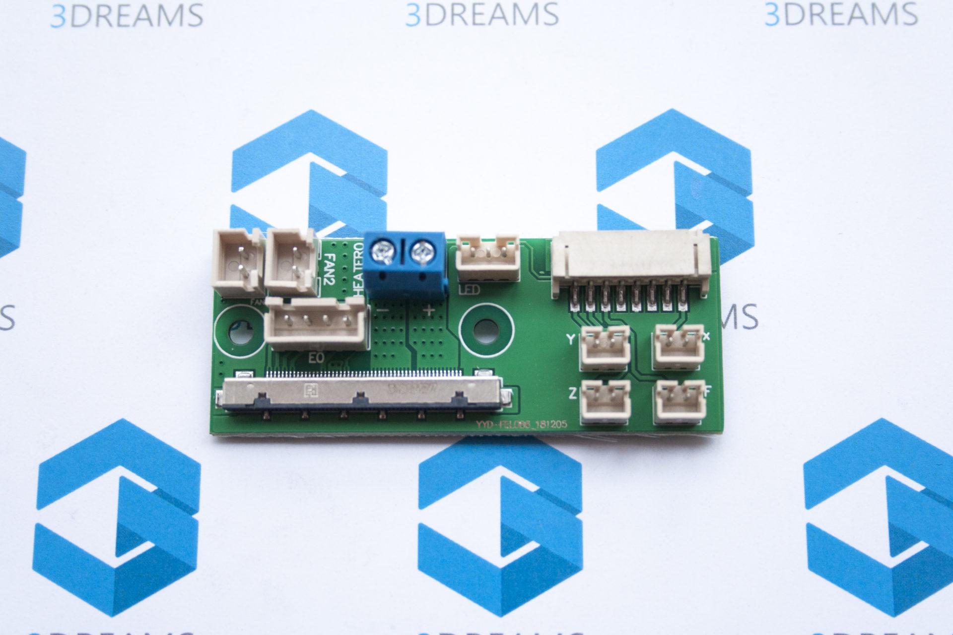 Нижняя переходная плата (splitter board) для 3D принтера Anycubic 4Max Pro купить украина 1