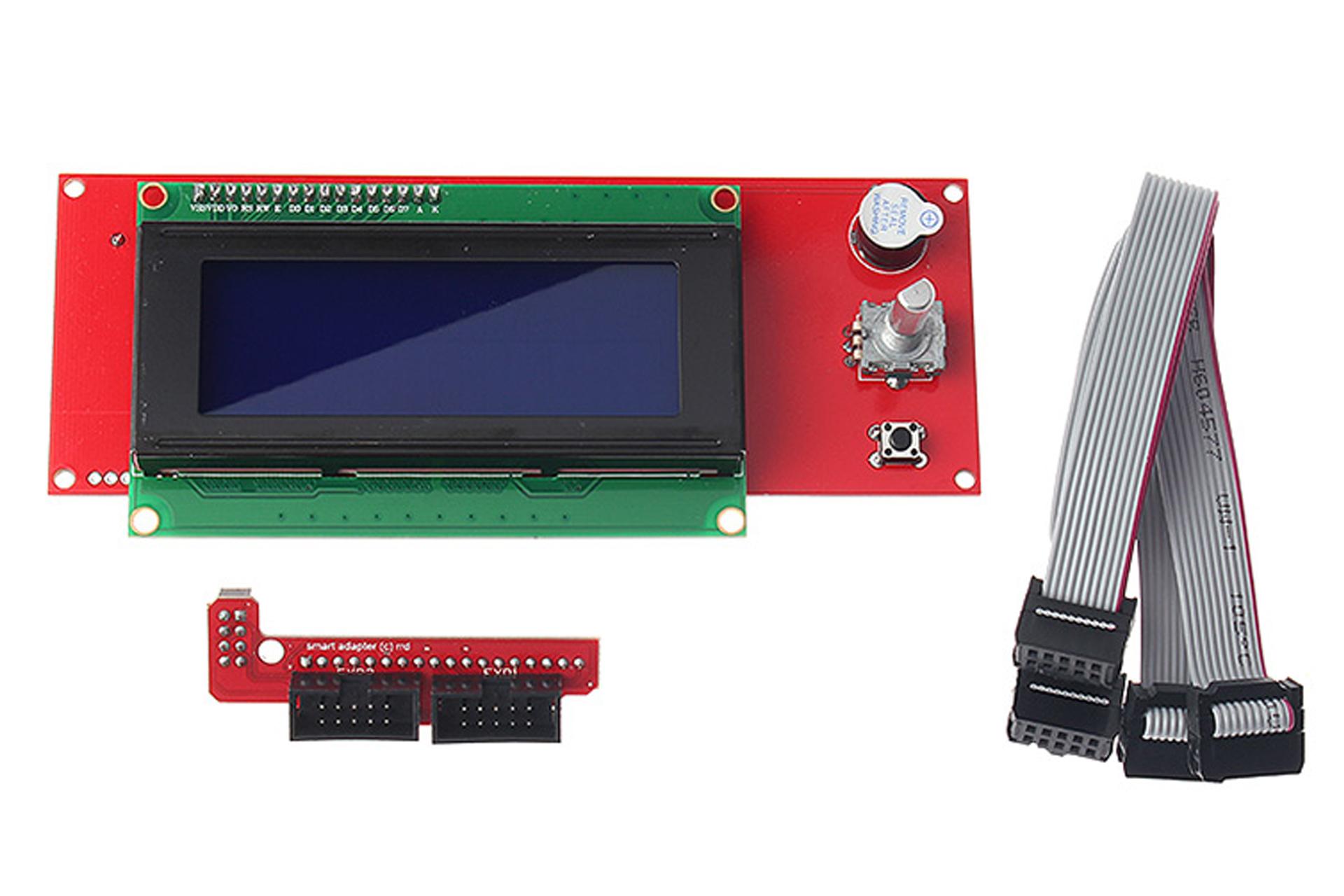 Дисплей 3D принтера LCD 2004 купить украина