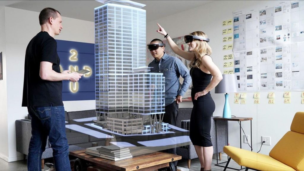 заказать vr презентацию в виртуальной реальности