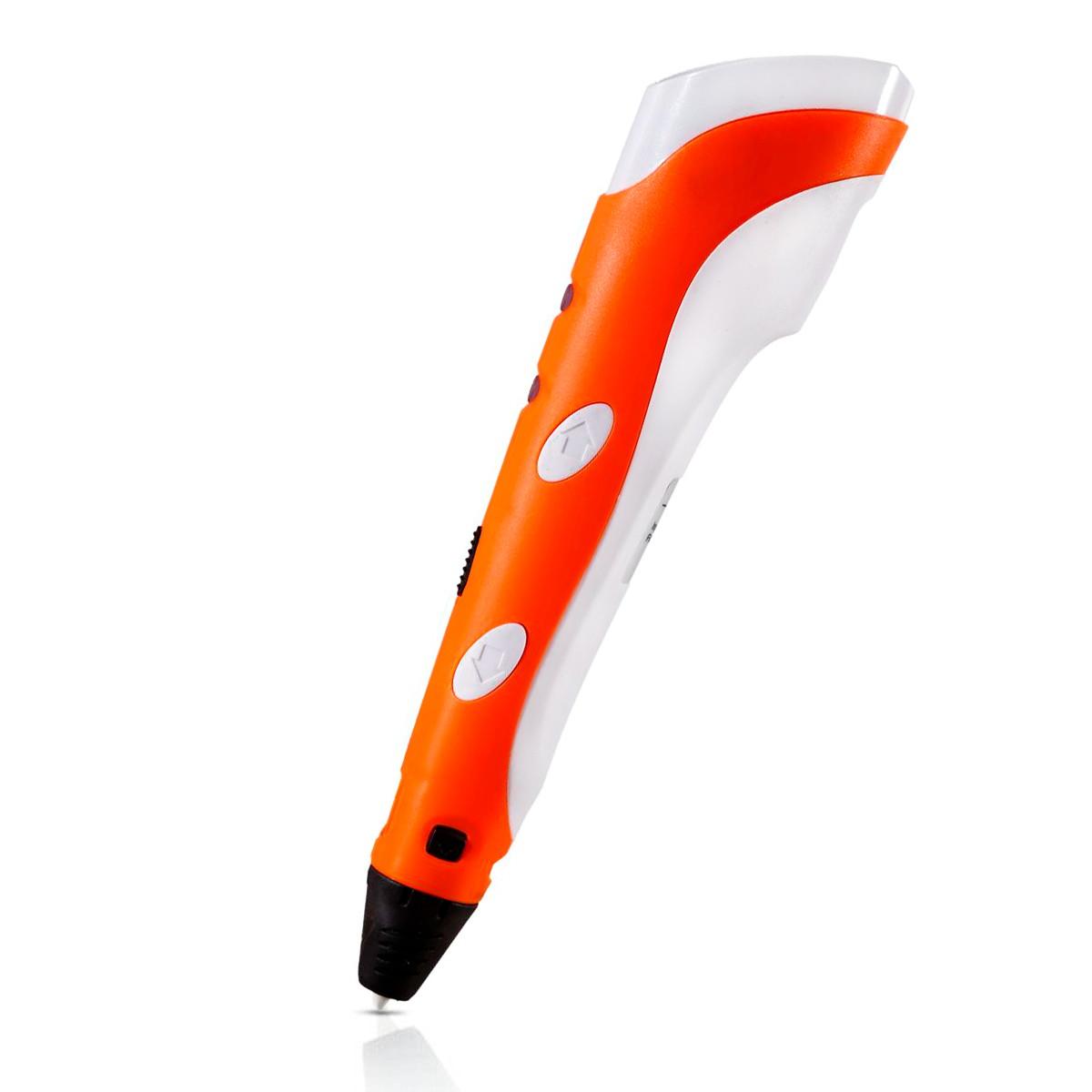 3D ручка Myriwell RP100A оранжевая купить украина