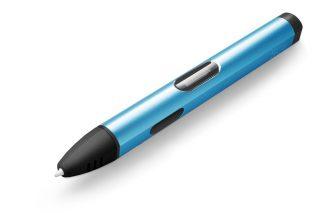 3D ручка DEWANG Х4 с LCD экраном синяя купить украина