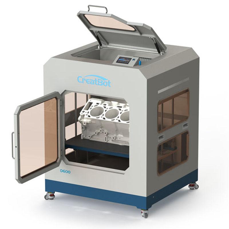 CreatBot D600 Pro 3D принтер купить киев харьков днепр одесса львов запорожье 1