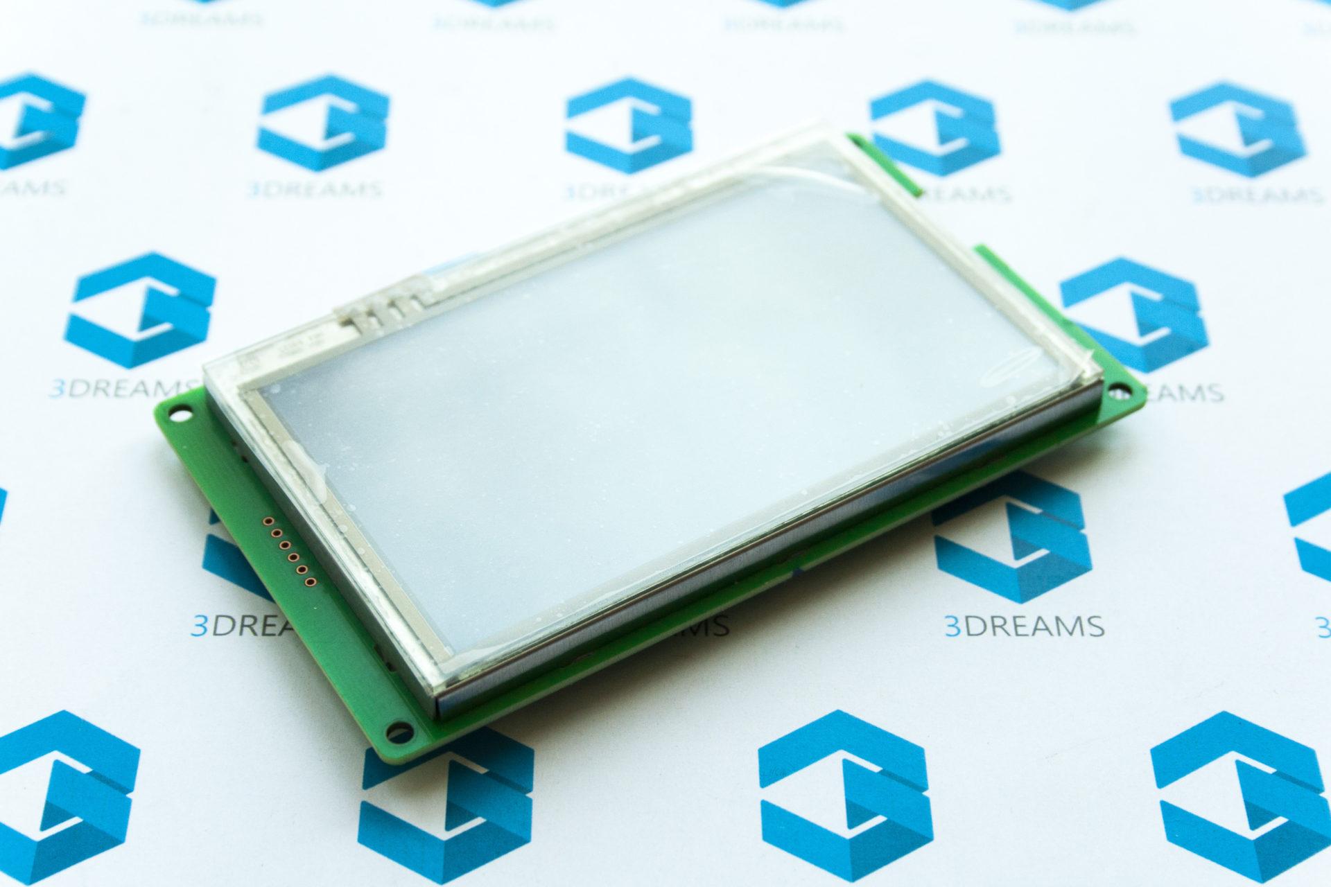 Дисплей сенсорный для 3D принтера Wanhao D9 купить киев харьков льков днепр запорожье одесса 1