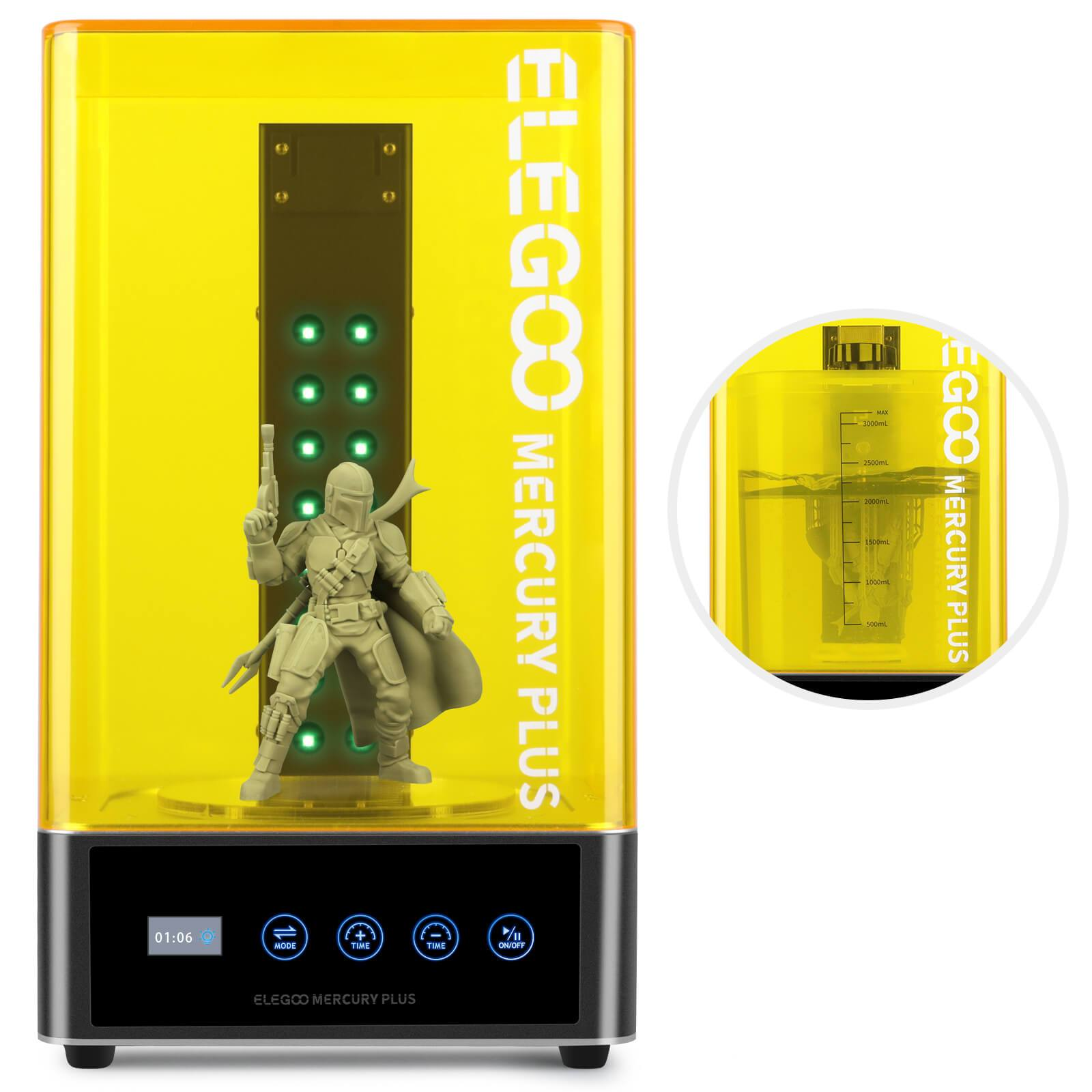 elegoo-mercury-plus-устройство-для-очистки-сушки-изделий-купить-киев-харьков-одесса-львов-запорожье-днепр