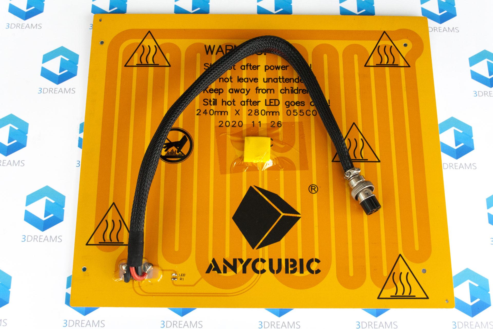 Нагревательная платформа для Anycubic 4Max Pro 2.0 купить харьков киев одесса львов запорожье днепр 1