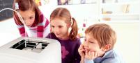 Мир 3D печати глазами детей