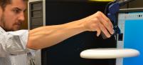 3D печать в создании идеальных дисков фрисби